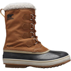 Sorel 1964 Pac Botas de Nylon Hombre, camel brown/black
